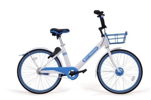 自行車藍色一輛,本人用不到了。決定賣出