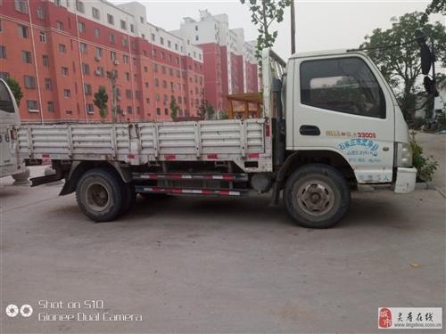 出售凱馬貨車2012年9月的車,車況良好,已年檢,價格面議