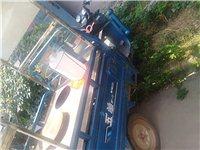 五羊电动三轮车,新换的电瓶,驱动器,坐垫。整车包括架子,十成新的煎饼果子机,整体2600,也可以分开...