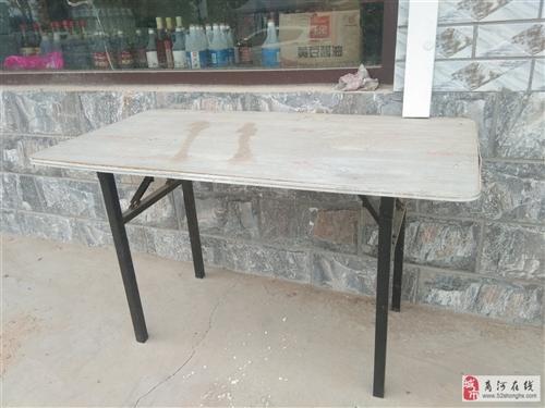 处理折叠桌子,有十几张,有需要的电话联系13655415603