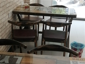 因本人外出发展,本店所有桌子椅子全部转让
