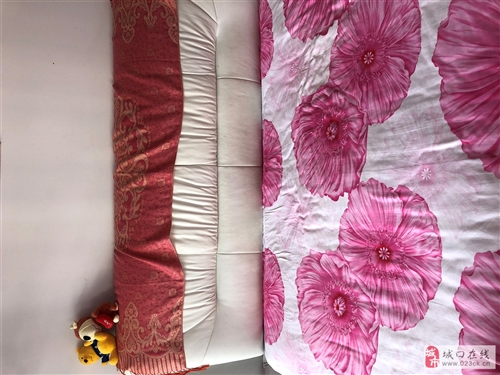 床加床垫。