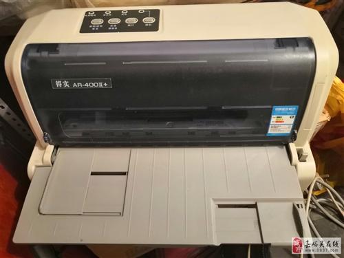 本人开店时购置的用于打发票的得实牌针式打印机半价出售,售价750元,另有闲?#38376;?#36798;摄像机一台,售价10...