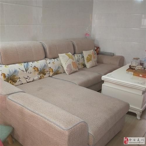 美容院沙发茶几九成新,急转,便宜出 联系电话15119590795