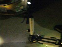 上班代步车,男女通用,才一个月,充一次电能跑100公里以上