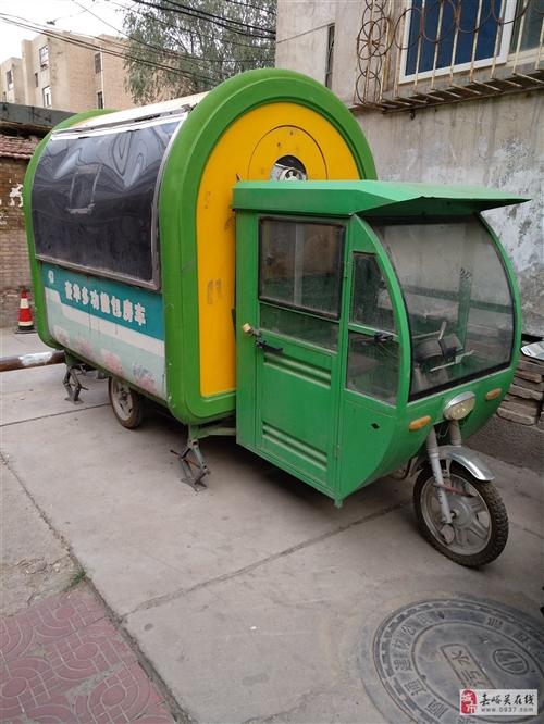 餐车便宜出售,价格面议!带液化气罐,烧烤炉,价格面议!