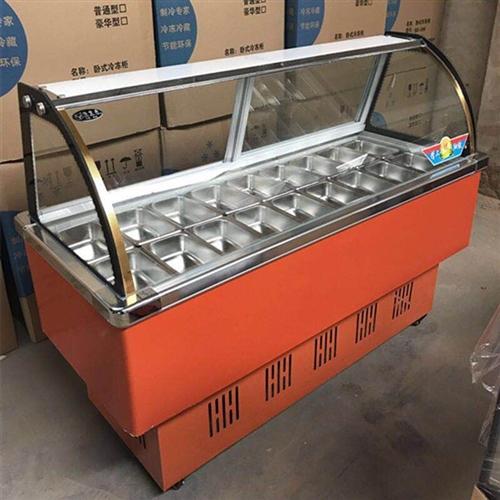 全新冷藏保鲜展示柜:因购买失误,现闲置在店里,有需要的联系徐小姐:13686912788