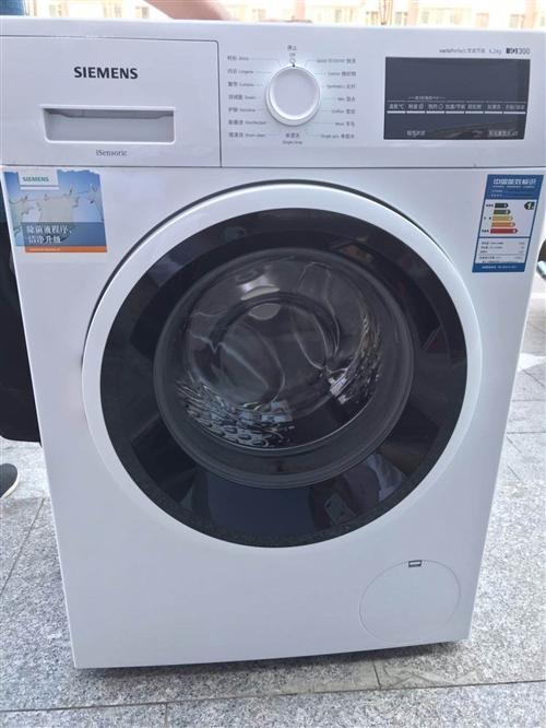 西门子洗衣机  八成新。用了两年。购买时3600 价格可议 可送货