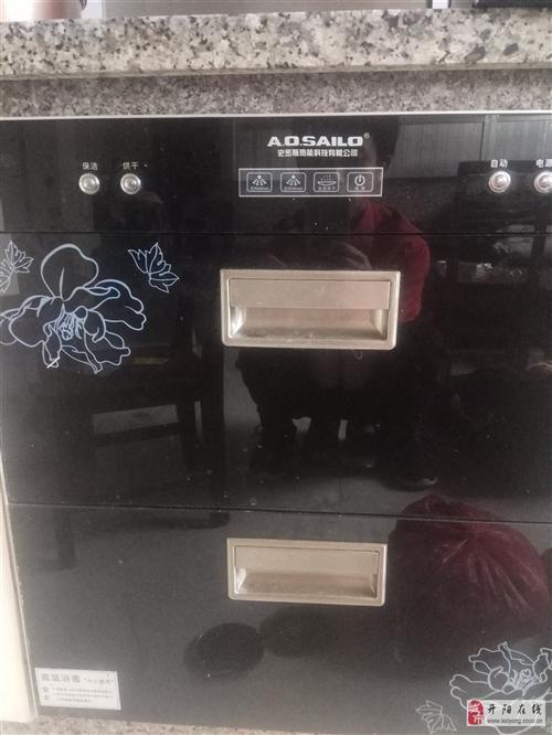 史密斯消毒柜一个,买了放家里没用几次,一直没人在家,菲力博高速多功能摇摆粉碎机一台,完好无损