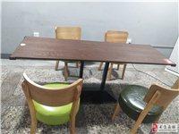 出售四张奶茶店桌子。十装凳子。四个沙发