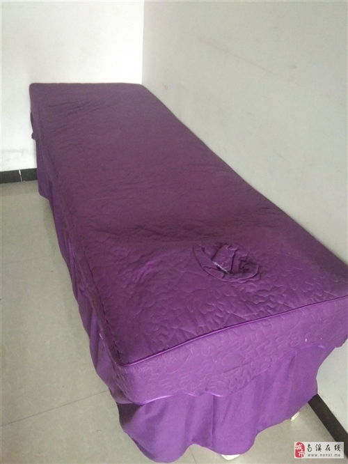 二手美容床+床套 成色較新 聯系電話13990906508
