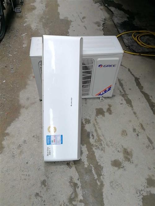 店铺转让了  自己正常使用的格力1.5P 冷暖空调 现在低价出售 2015年5月的机器   前几天拆...