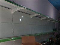 4600做的貨架6米多長3米多高四層板  可自由拆卸組裝現2000轉讓用了7個月