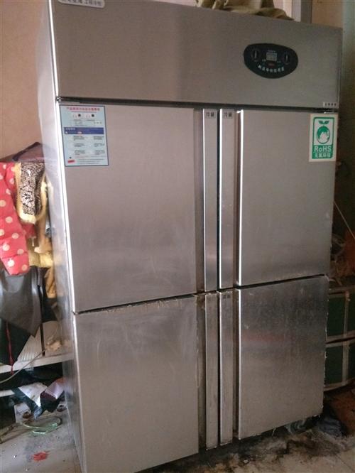 大型冰柜,店铺自用,容量大