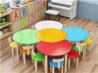培训机构、幼儿园用桌子,基本没怎么用