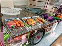 现有一架一路飘香多功能小吃车,用了一个月,可以做冒菜,烧烤,铁板烧,油炸,价格优惠,有意者来电173...