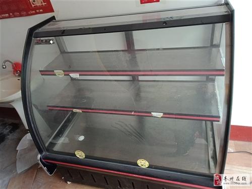 高档保鲜柜,多功能展示柜,1.2长,9成新。需要的联系我。