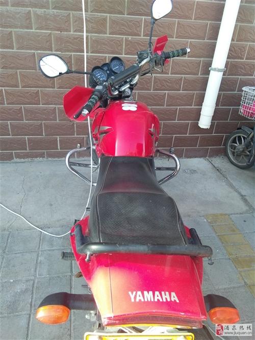 雅马哈摩托车跑了13600公里. 现在低价出售3000元