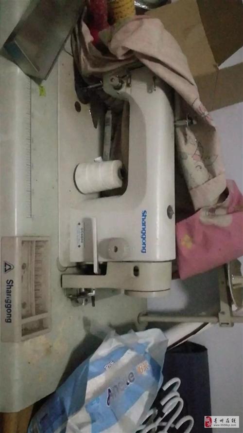 闲置电动缝纫机一台,有需要的可以联系