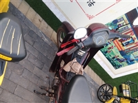 济南重骑弯梁摩托车低价转让,2016年8月购买,审车,保险到2020年8月,很少骑,车况良好,需要过...
