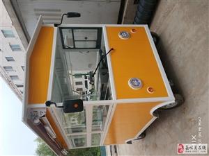 新烧烤车,有鱿鱼锅,烧烤炉,油炸锅,洗手池,使用20天,媳妇怀孕,无法经营,出售