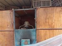 出售蘑菇烘干机两台,8成新!因个人身体原因,对外出售。