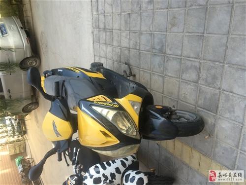 五羊150踏板摩托车,平时上下班骑的,因换车现在家闲置,现低价出售!