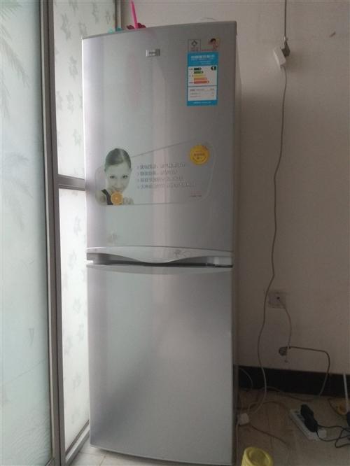 海尔冰箱,冷藏128   冷冻68   1级能耗!