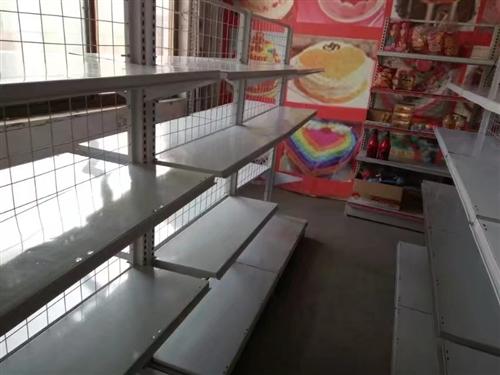 二手超市货架,一共八组双面四层,八九成新需要的电联15103212052王,西白露村,仅限自提