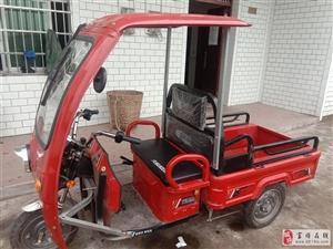 本人因有事外出,有一輛小型電動三輪車要出售,今年5月份買的,沒有怎么使用,裝的是5個60毫安的電瓶,...
