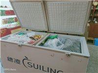 穗凌冷藏冰柜一台,八成新680升。因货物比较多,要置换一个大冰柜。现在便宜价格出售。