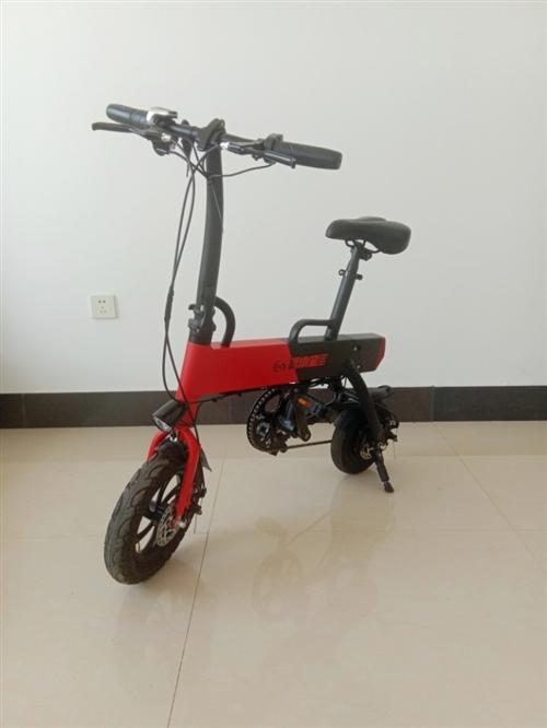 電動自行車,全新,36V鋰電池,續航30公里,前后碟剎,可折疊,小巧輕便,朋友買車送的,用不上故出售...