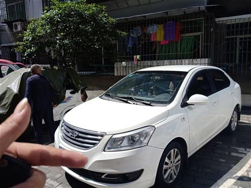 奇瑞牌2014年10月上牌,個人用車。車況非常好,倒車影像雷達。無重慶事故,無水泡火燒。