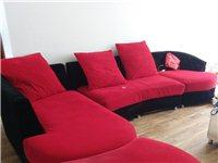 沙发九成新因卖房处理