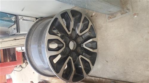汽車各種鋼圈