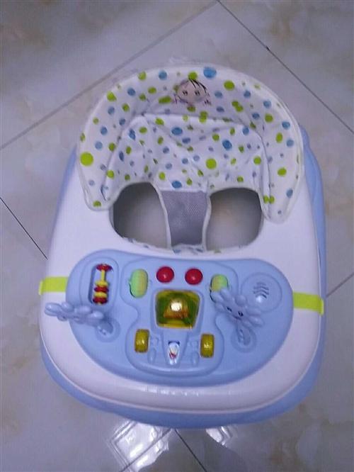 母婴店,防侧翻宝宝学步车,买回来在家用了两次,全新