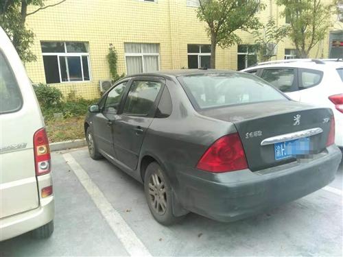 出售東風標致307練手車,目前正常駕駛上下班。正規保養,正常年檢(正面樹子倒印在車上了),2008年...