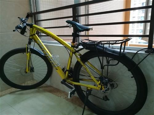 博贝山地自行车,富顺西城直接骑走,价格可小刀。