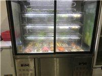 用了三个月1.5米、新买冰柜加、亚克力盒子、不锈钢盆、最少要5800有需要的联系我187707307...