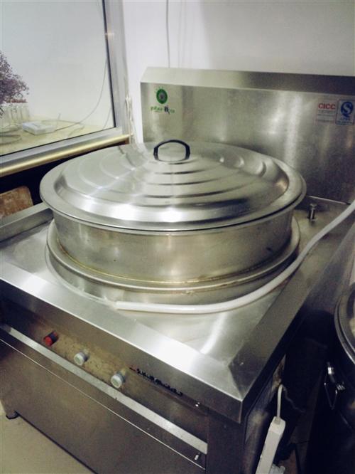 三相导热油煮羊汤专用电热锅转让,97成新,全不锈钢,口径80厘米。保温性能极好,买时4000多,现便...