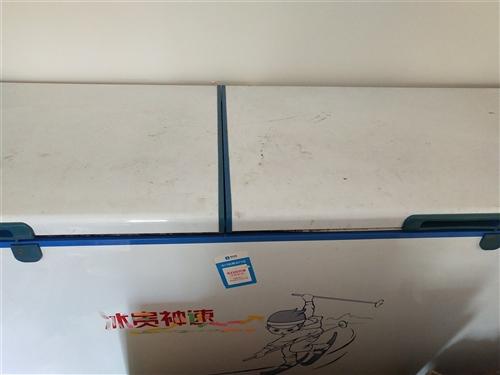 美菱 758L冷冻冷藏转换型冰柜 长2.17米,宽0.7米 ?#32654;?#35013;茶叶的那种大冰柜