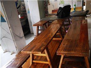处理价板凳25一条  桌子180一套,有需要的联系,微信同号