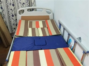 医疗电动护理床,在床上可以解决刚需问题,可以自己控制升降。床买时1380.气垫买时300,九成新