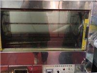 九成新自动控温禽类电烤箱