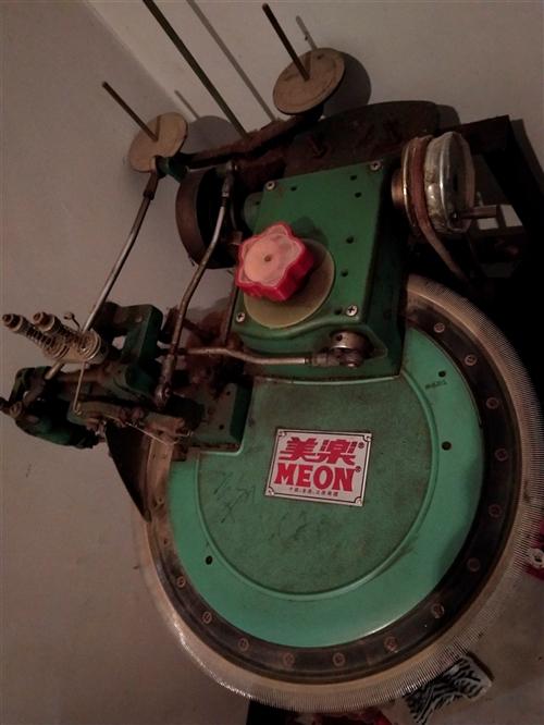 出售美乐牌圆机16针,价格600元。联系电话15832988116,非诚勿扰