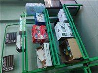 便宜處理水果架  九成新  三層貨架兩個