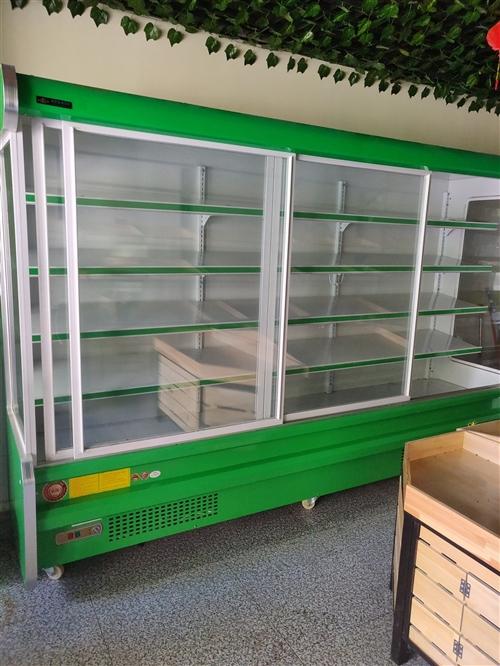 因经营不善现在一台九成新的直冷柜低价亏本转让八月份刚买的  要得滴滴我