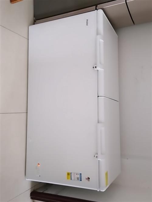 海尔519新冰柜,用了不到一个月。