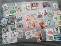 个人收藏的老邮票