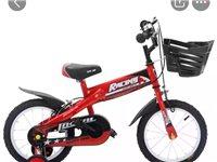 hd小龍哈彼 兒童自行車男女款小孩12/14/16寸山地單車 腳踏車 16寸紅色LB1603-S-M...